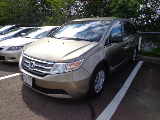 2012 Honda Odyssey 4dr Wgn LX #CB502799A