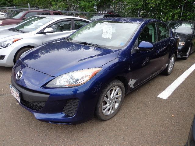 2012 Mazda MAZDA3 4dr Sdn GS-SKY #C1636435A