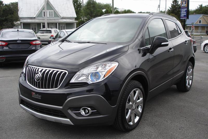 Buick Encore 2016 Leather AWD