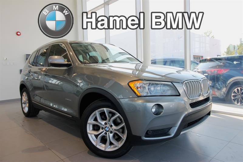 2013 BMW X3 AWD 4dr 28i #18-615a
