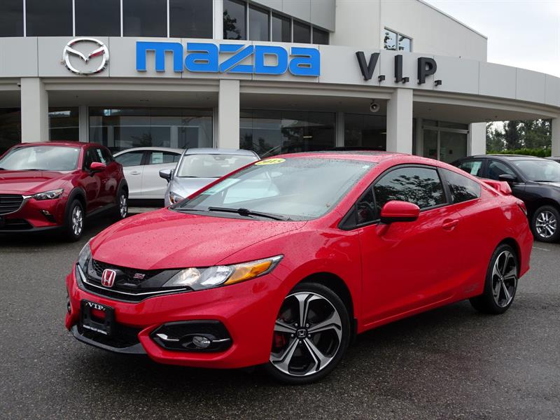 2015 Honda Civic 6SPD, A/C #8266A