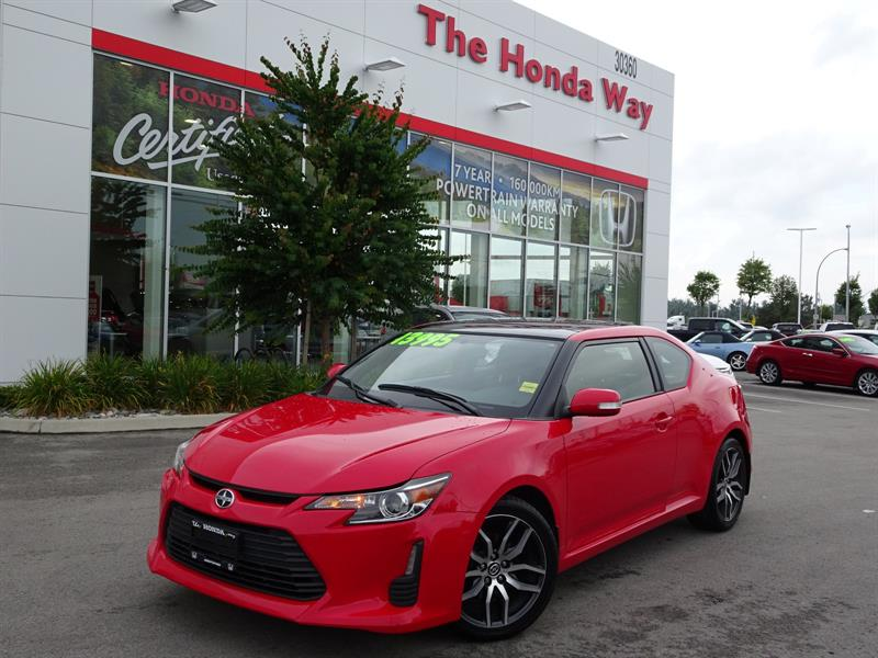 2014 Scion tC Sports Coupe - PANO SUNROOF, BLIND SPOT MONITORS,  #18-98A