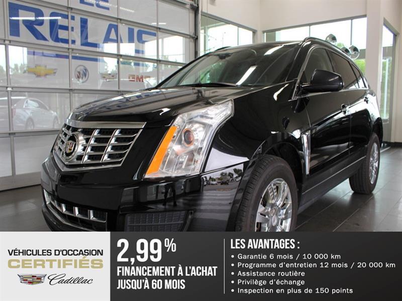 Cadillac SRX 2014 CUIR - BLUETOOTH - MAGS #82934