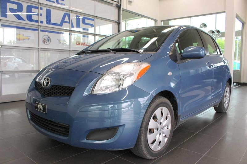 Toyota Yaris 2010 5dr HB- A/C-Manuel #B828058A