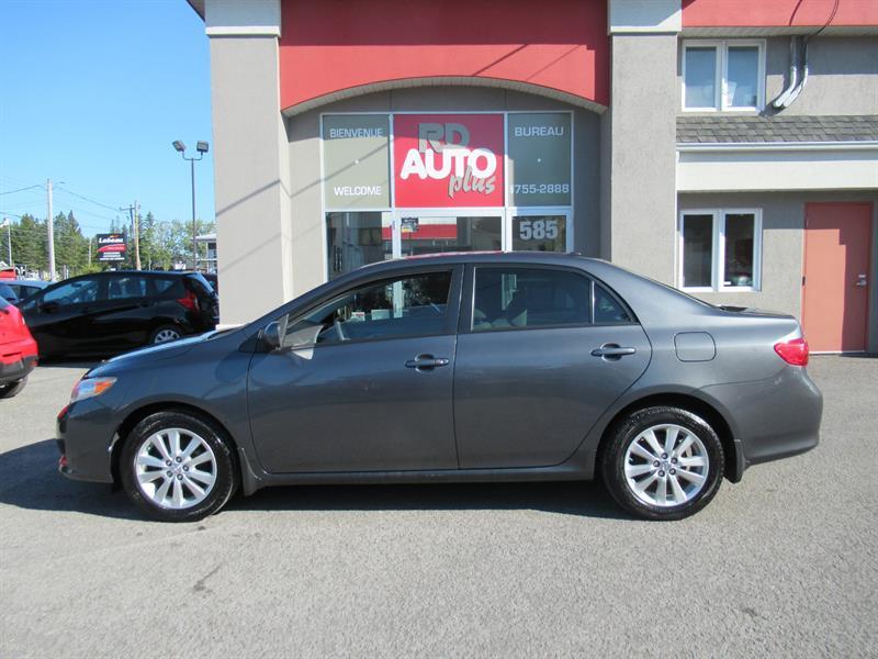 Toyota Corolla 2010 LE #9984