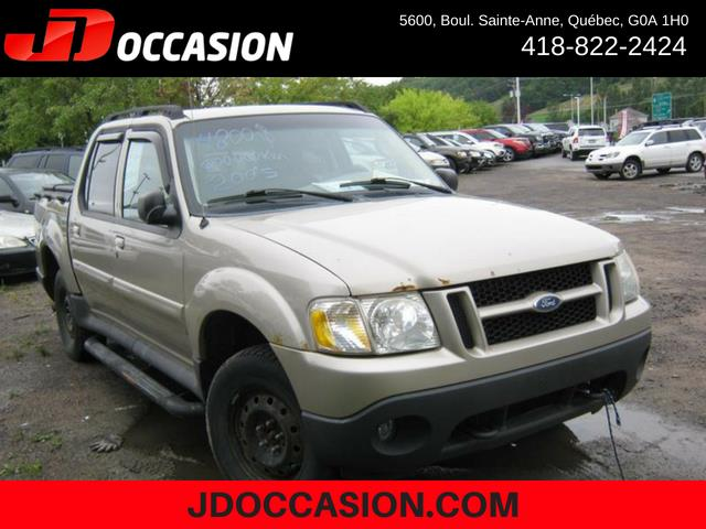 Ford Explorer Sport Trac 2005 4dr 4WD #80029D