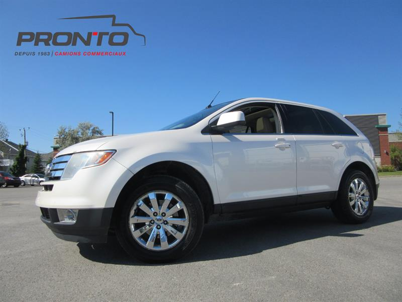 Ford EDGE 2009 4dr Limited AWD ** Toit panoramique ** #3709