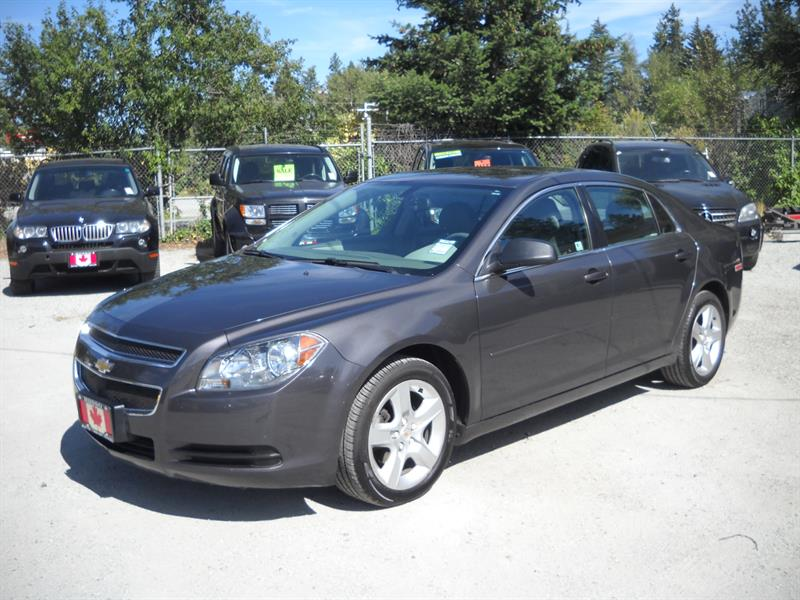 2011 Chevrolet Malibu LS ONLY 126 KMS #N0049