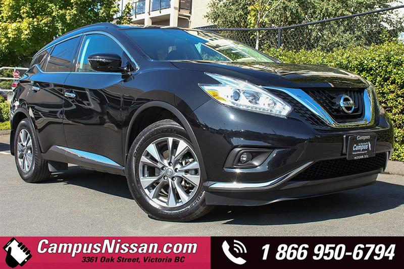 2016 Nissan Murano | SV | AWD #8-Q079A