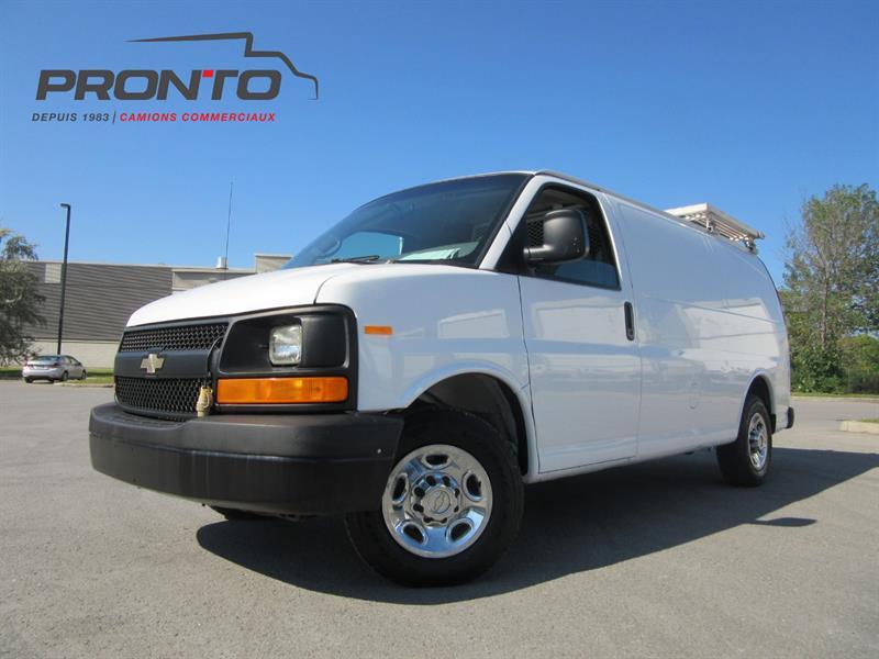 Chevrolet Express Cargo Van 2007 2500 ** Voir équipement! ** #3713