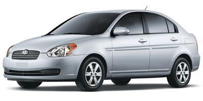 Hyundai Accent 2009 #99364B