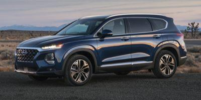 2019 Hyundai Santa Fe AWD #FE7834