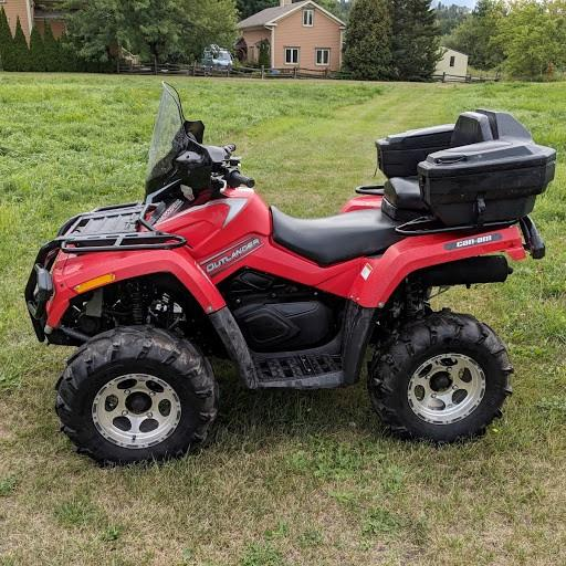 Can-am Outlander 800 4x4 2006 #S32279