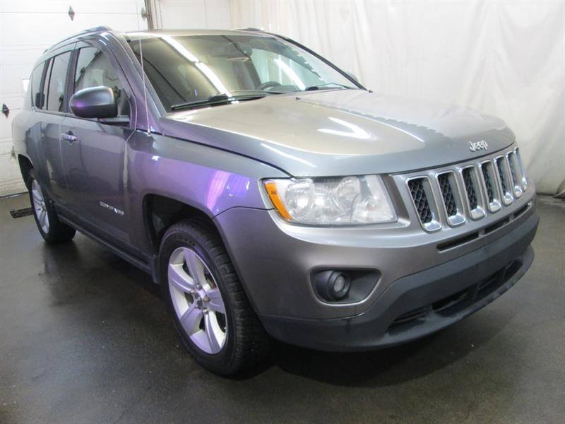 Jeep Compass 2011 NORTH #8-0512