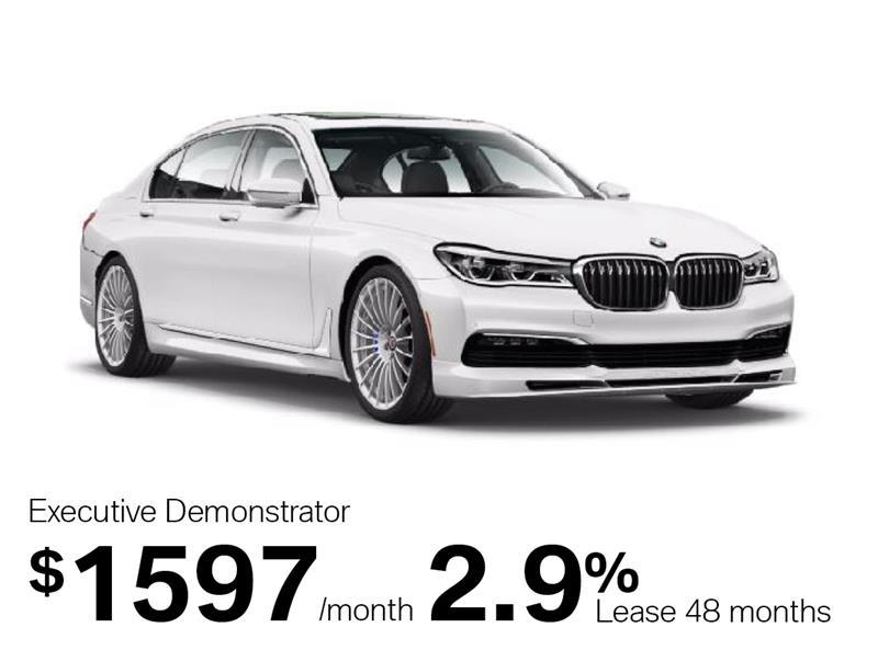 2018 BMW 7 Series M760Li xDrive Sedan #J0234