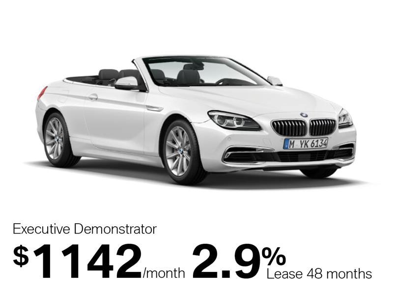 2018 BMW 6 Series 650i xDrive Cabriolet #J1709