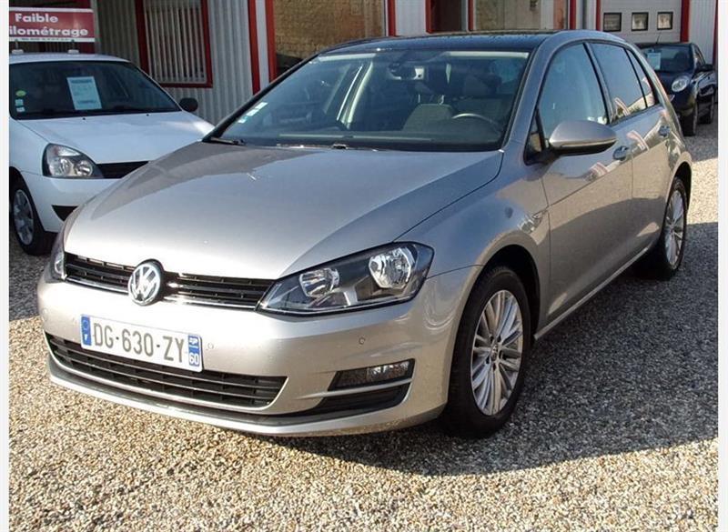 Volkswagen GOLF VII 2014 2.0 TDI 150CH BLUEMOTION TECHNOLOGY FAP CUP 5P #2896