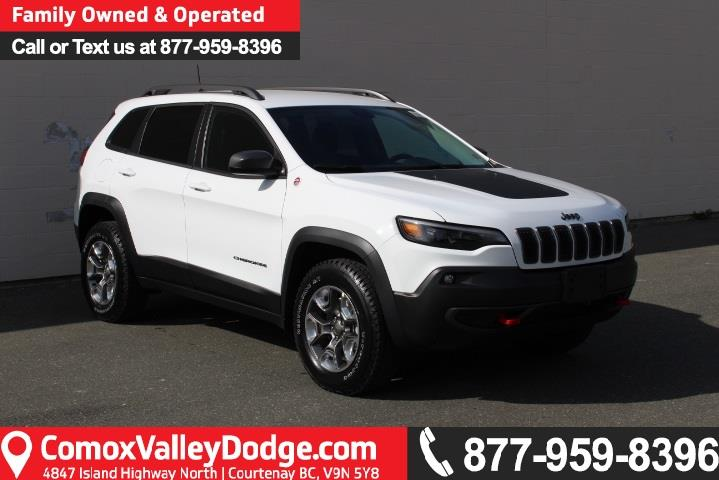 2019 Jeep Cherokee Trailhawk #D107787A
