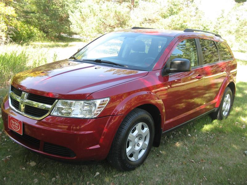 2010 Dodge Journey SE 7 Passenger #P  9742
