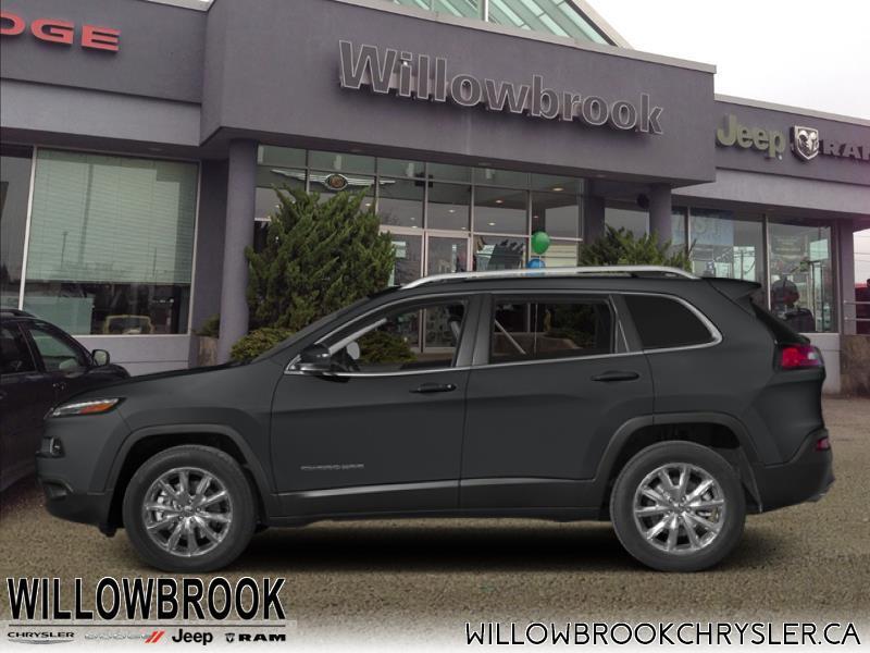 2014 Jeep Cherokee Limited #18J341A