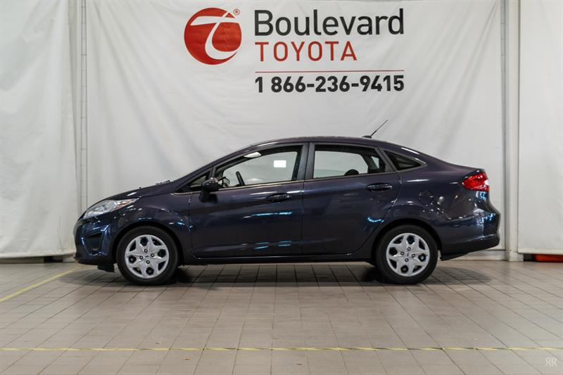 Ford Fiesta 2013 * SE AUTOMATIQUE * #82042B
