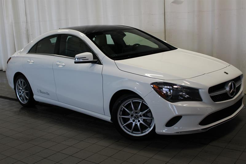 Mercedes-Benz CLA250 2018 4MATIC Coupe #18-0738