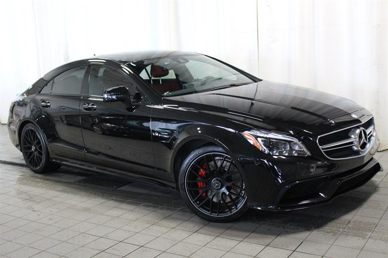 Mercedes-Benz CLS63 AMG 2016 S 4MATIC Coupe #U18-320