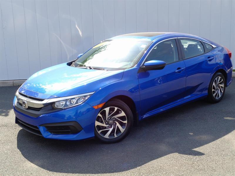 2016 Honda Civic Sedan EX #L2967