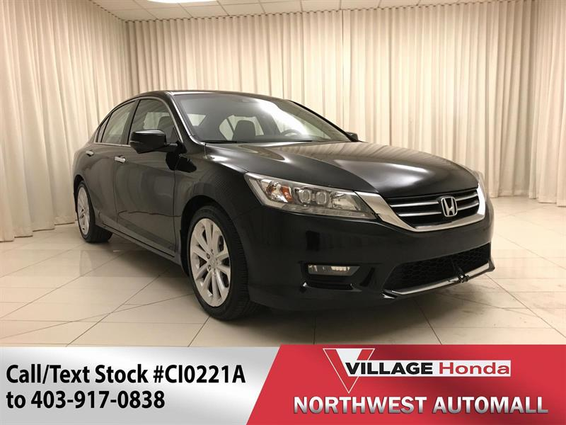 2014 Honda Accord Touring #CI0221A
