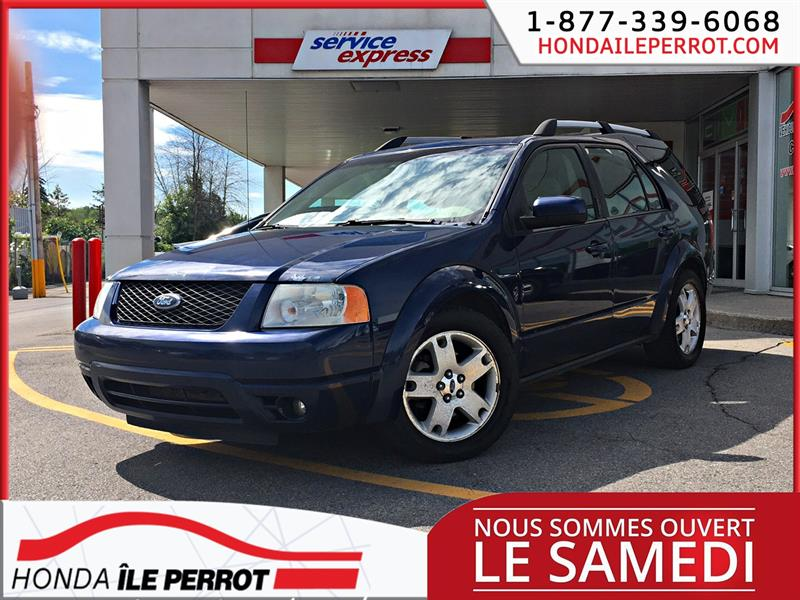 Ford Freestyle 2007 4dr Wgn Limited AWD TOIT OUVRANT 6 PLACES #318956-2