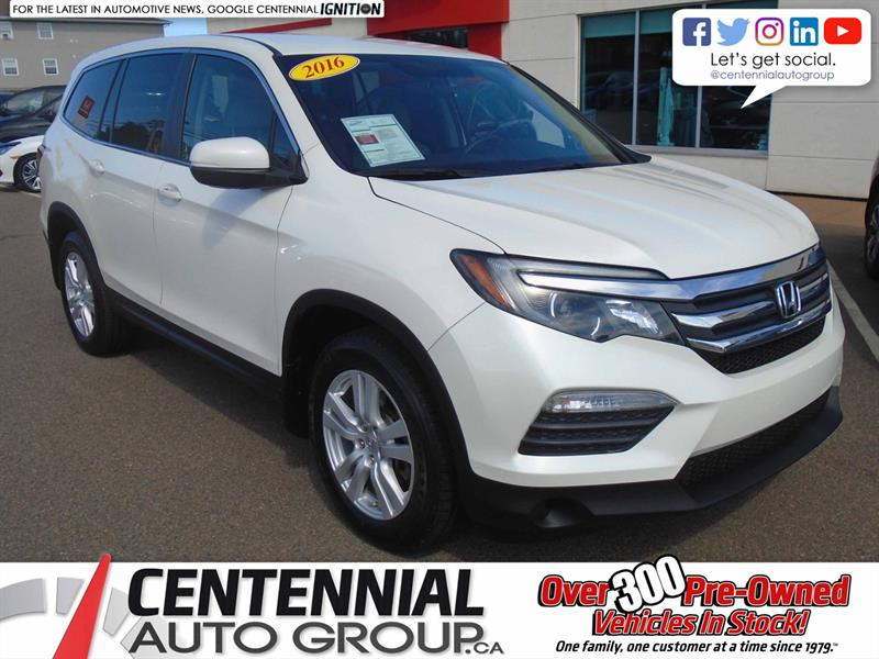 2016 Honda Pilot LX | Back up Camera | Bluetooth | #9311A