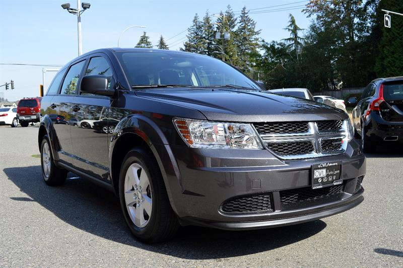 2016 Dodge Journey SE- LOCAL / ALLOYS & AIR *SALE* #CWL8698M