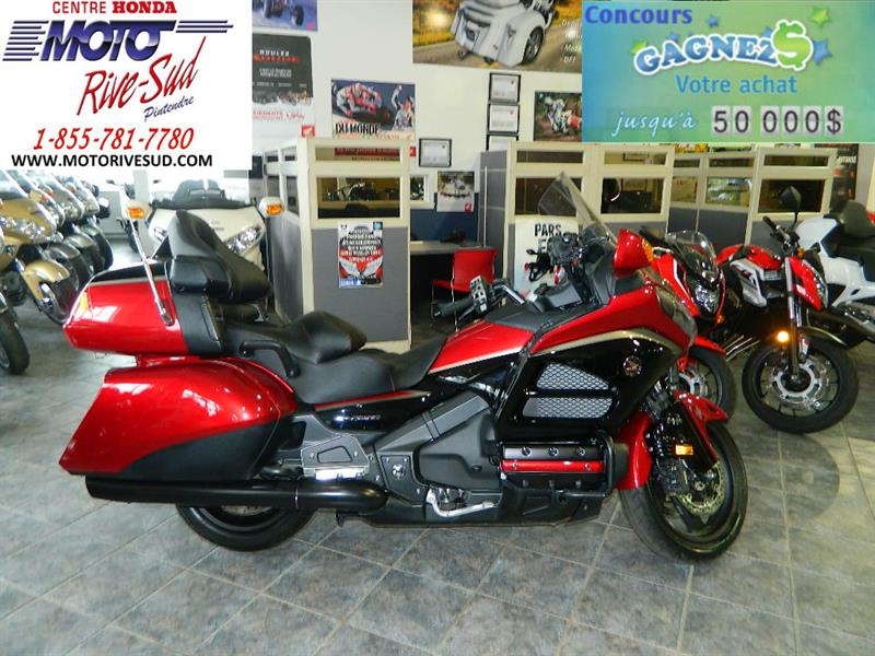 Honda GL 1800 GOLDWING 2015 MOTO #M2788