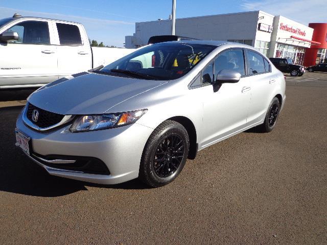 2015 Honda Civic Sedan 4dr Man LX #FH014130A
