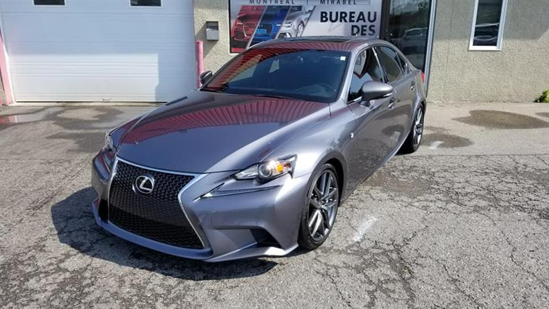 Lexus IS 300 2016 F SPORT, AWD, CUIR, TOIT #6259