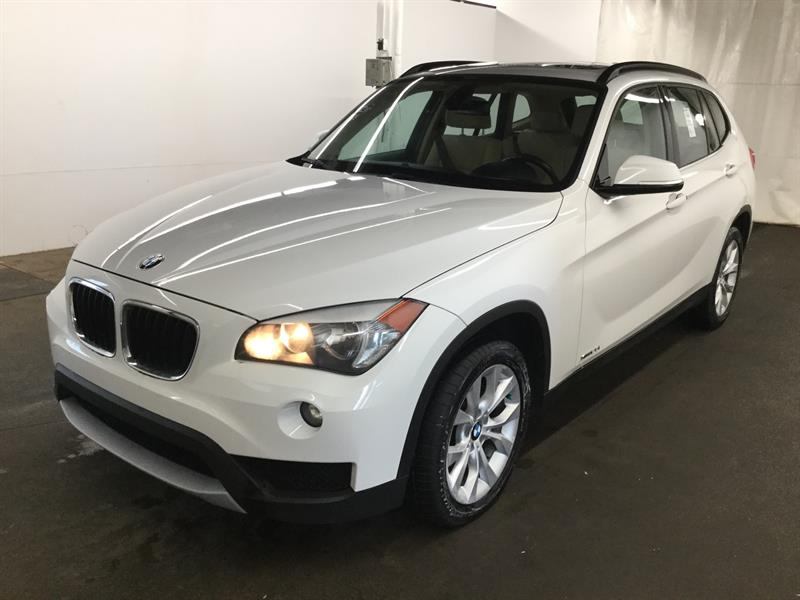 BMW X1 2014 /4WD**TRÈS PROPRE*PANORAMA ROOF* $69 SEMAINE #SP1991