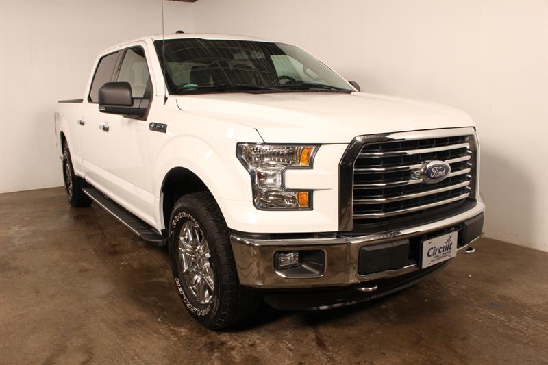 Ford F-150 2016 SuperCrew ** XTR ** V8 GPS #81512a