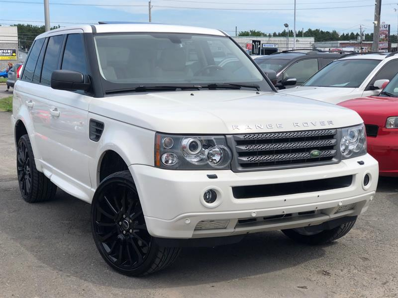 Range Rover A Vendre >> 2009 Land Rover Range Rover Sport Hse Used For Sale In