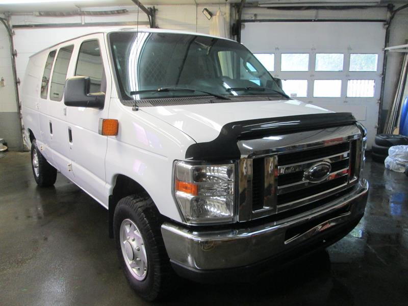 Ford Econoline Cargo Van 2012 E-250 #8-0823