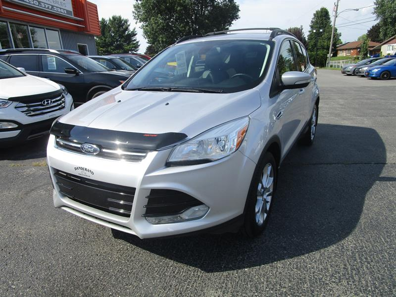 Ford Escape 2013 4WD 4dr SEL #2147C