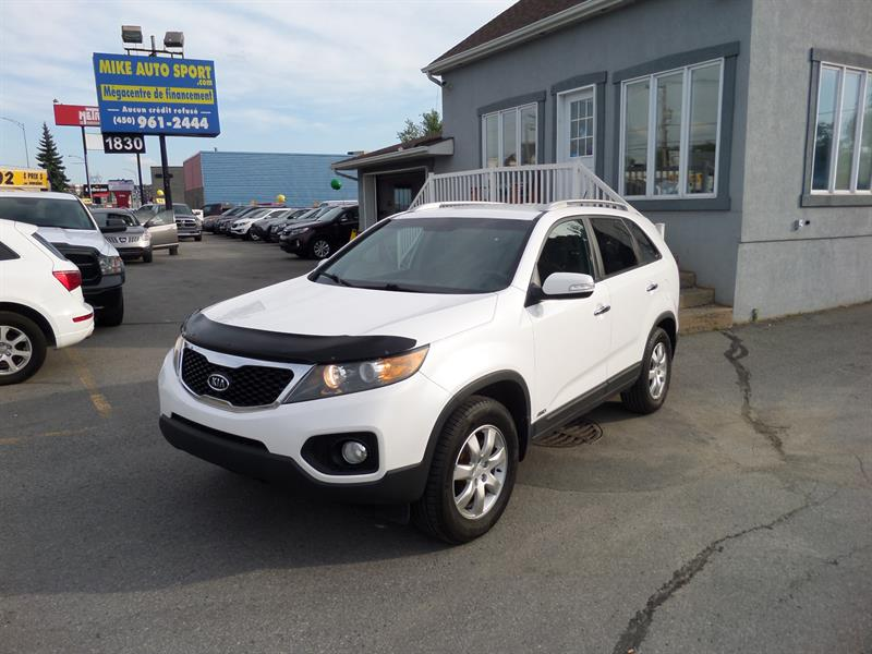 Auto Financement Maison >> 2011 Kia Sorento Awd 4dr V6 Auto Lx Used For Sale In