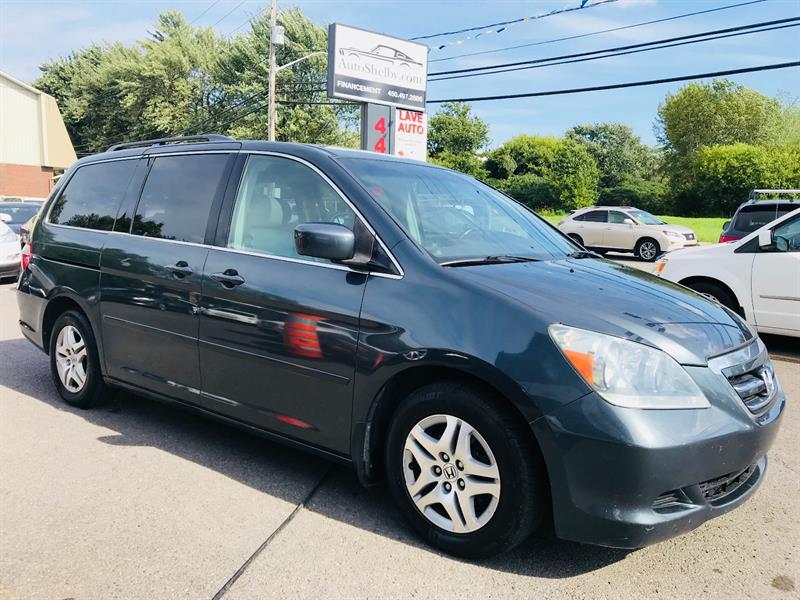 Honda Odyssey 2006 EXL-CUIR-TOIT-8 PASSAGERS #94886-2