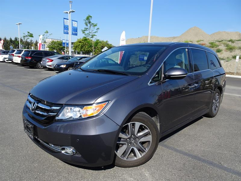 2016 Honda Odyssey Touring! Honda Certified Extended Warranty to 160, #LH8291