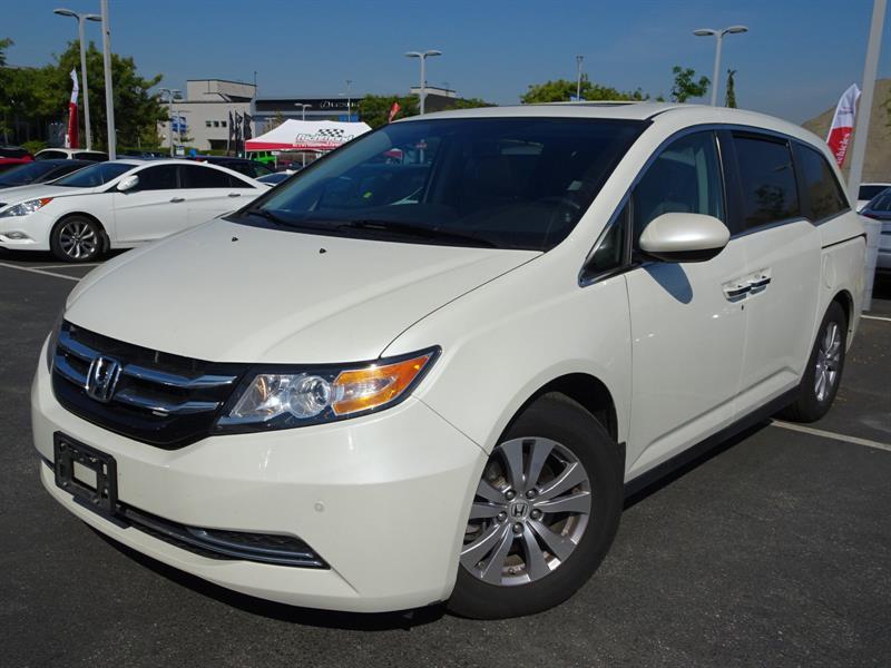 2016 Honda Odyssey EX-L NAVI! Honda Certified Extended Warranty to 16 #X1338A