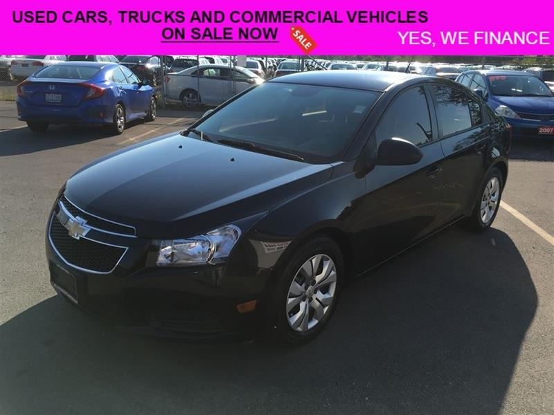 2014 Chevrolet Cruze 2LS  All original. Cheap on Gas!! #018152