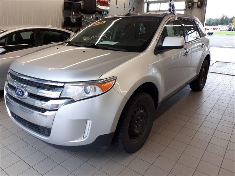 Ford EDGE 2011 SEL*DÉMARREUR*AWD #V19018A