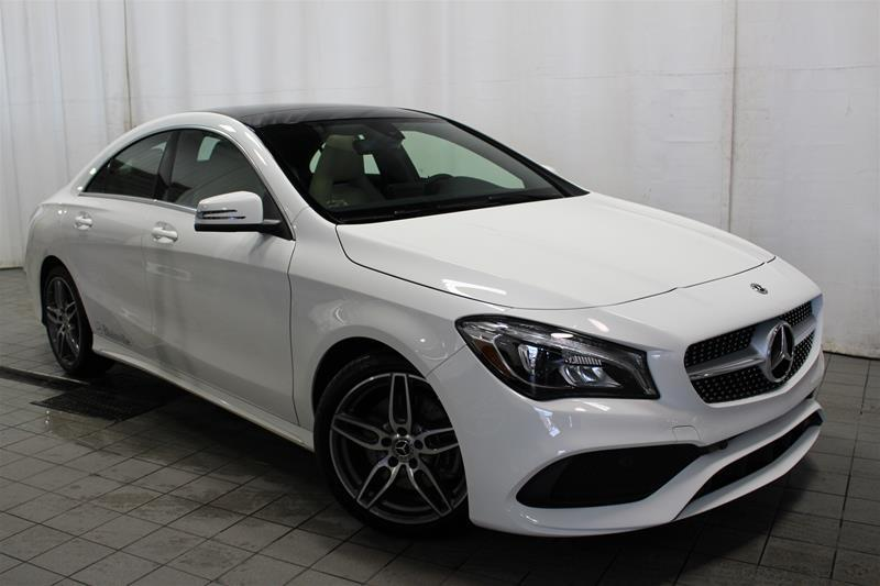 Mercedes-Benz CLA250 2018 4MATIC Coupe #18-0594