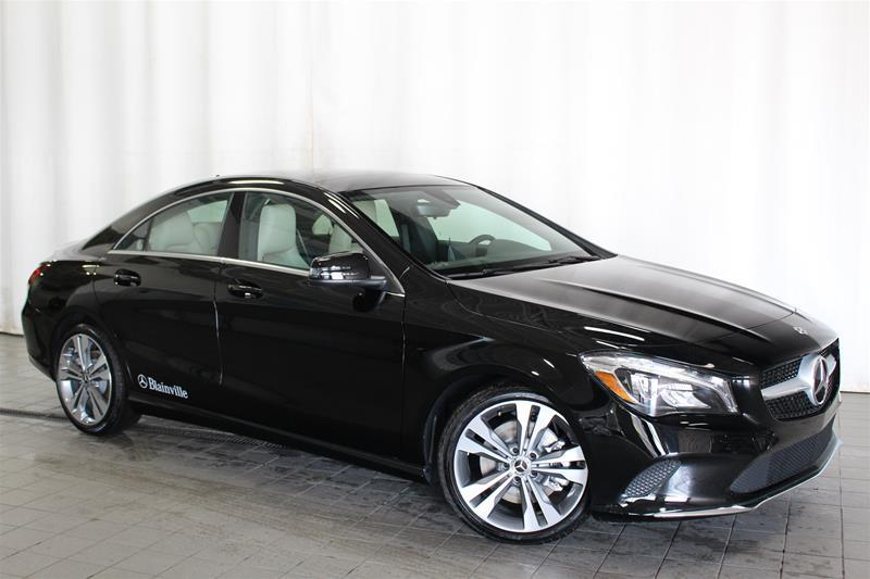 Mercedes-Benz CLA250 2018 4MATIC Coupe #18-0809