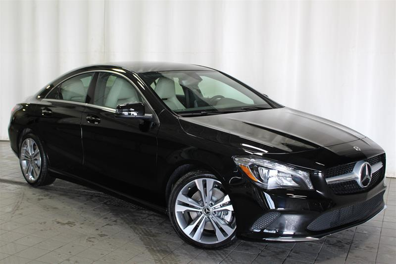 Mercedes-Benz CLA250 2018 4MATIC Coupe #18-0819