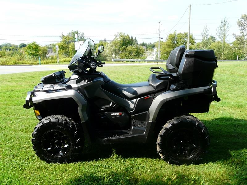 Can-am Outlander Max 1000 2016